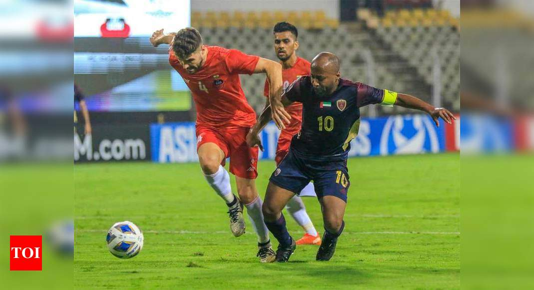 AFC Champions League: FC Goa play out second consecutive draw, hold Al Wahda of UAE | Football News – Times of India
