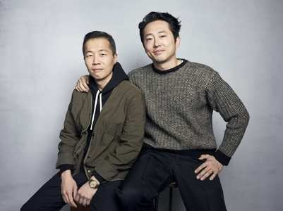 Oscar nominees Lee and Steven on 'Minari'