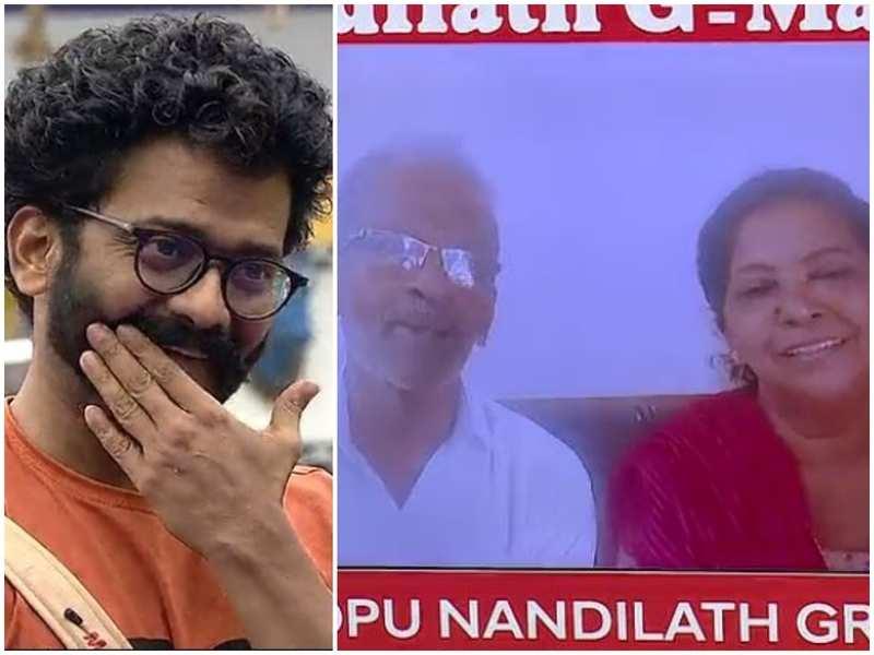 Bigg Boss Malayalam 3: Manikuttan wins a surprise video call with family