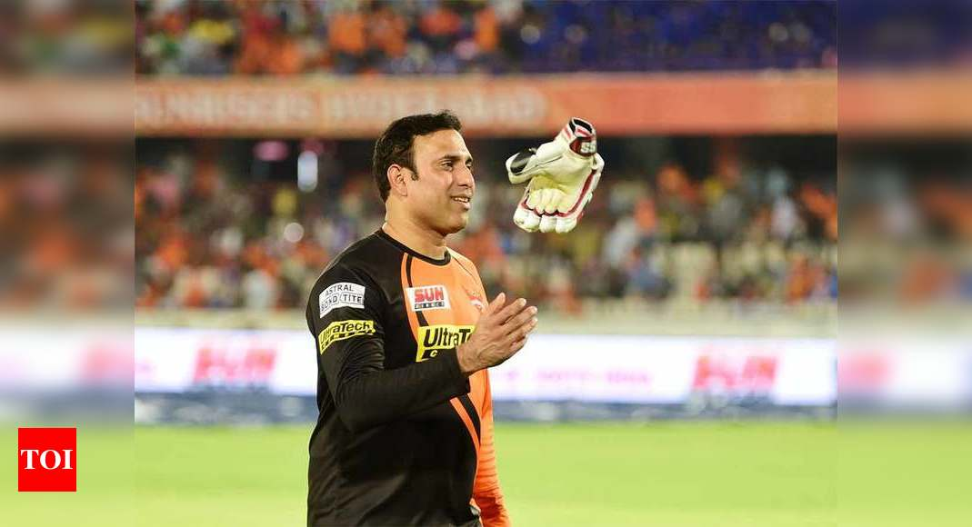 IPL 2021: Can't rely on just boundaries, rotating strike is crucial on slow tracks, says VVS Laxman | Cricket News – Times of India