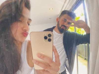 Athiya birthday wishes rumoured BF KL Rahul