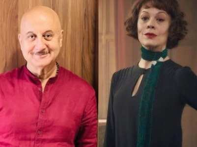 Anupam pays tribute to 'Harry Potter' actor