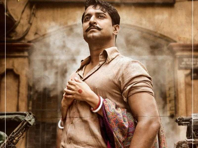 Nani resumes the final schedule of Shyam Singha Roy at a massive set erected in the city