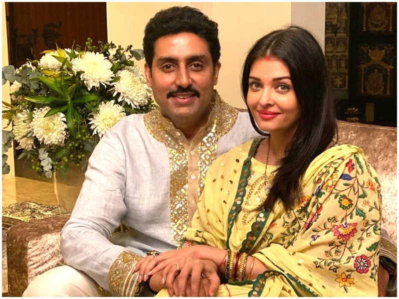 Abhishek Bachchan on how wife Aishwarya helped him get his life back on track