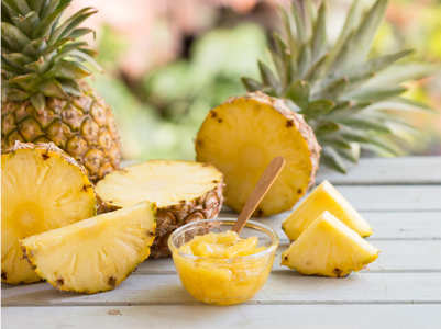 Pineapple: Nutrition andhealth benefits