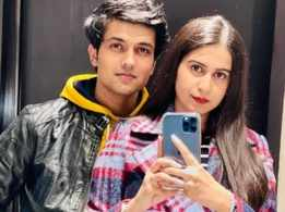 Kinjal Dave celebrates 3 years of engagement with fiance Pavan Joshi; dedicates a romantic video to him