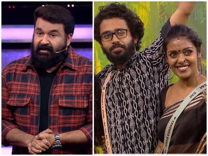 Bigg Boss Malayalam 3: Host Mohanlal plays a prank; no eviction this week