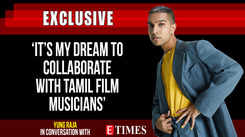 It has been my dream to collaborate with musicians from the south: Yung Raja