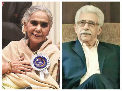 Surekha-Naseeruddin are related, here's how!