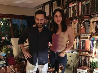 When Saif Ali Khan once turned bookaholic