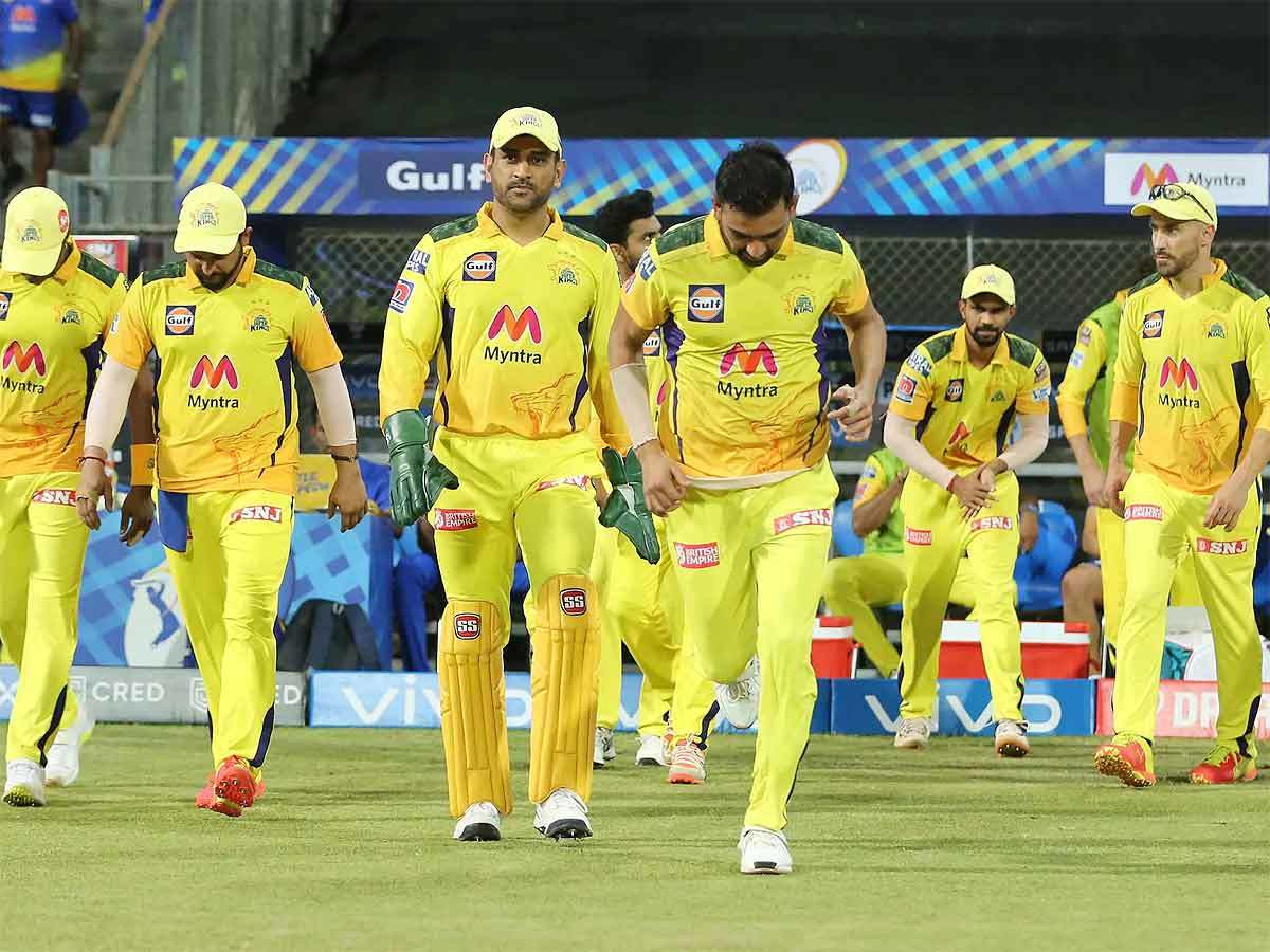 CSK vs RR Preview, IPL 2021: Chennai Super Kings and Rajasthan Royals look to build momentum | Cricket News - Times of India
