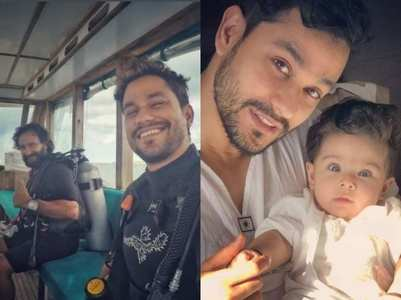Kunal Kemmu reveals a rare picture with Saif