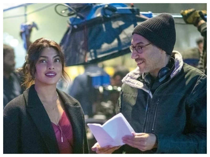 Priyanka Chopra comes out in support of 'The White Tiger' director Ramin Bahrani after he faces racism in the US