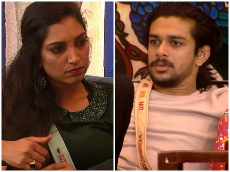 Bigg Boss Malayalam 3: Rithu Manthra rubbishes link-ups rumours with Ramzan; says, 'we are good friends'