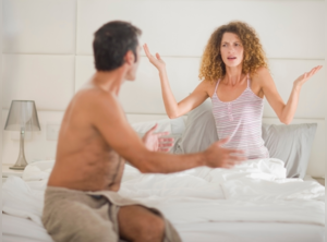 Why you're not having sex with your partner