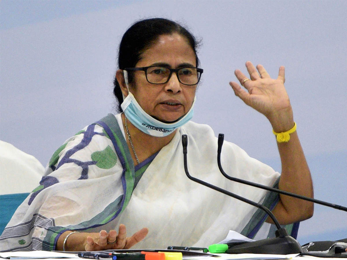 Mamata Banerjee: Prime Minister Modi responsible for second wave of Covid-19    India News - Times of India