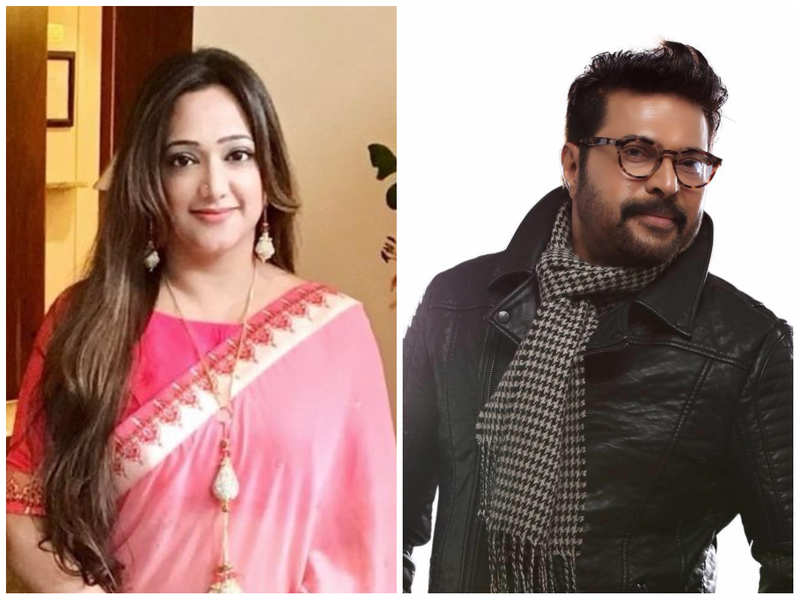 Exclusive Interview! Manya: I was awestruck by the elegance of Mammootty when I met him!