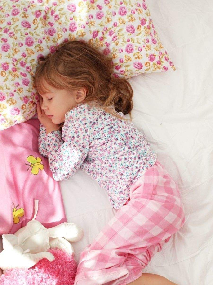 Foods to help your child sleep better