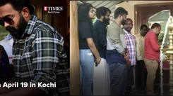 Jis Joy's new film goes on floors in Kochi