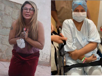 Rakhi Sawant's mother Jaya beats cancer