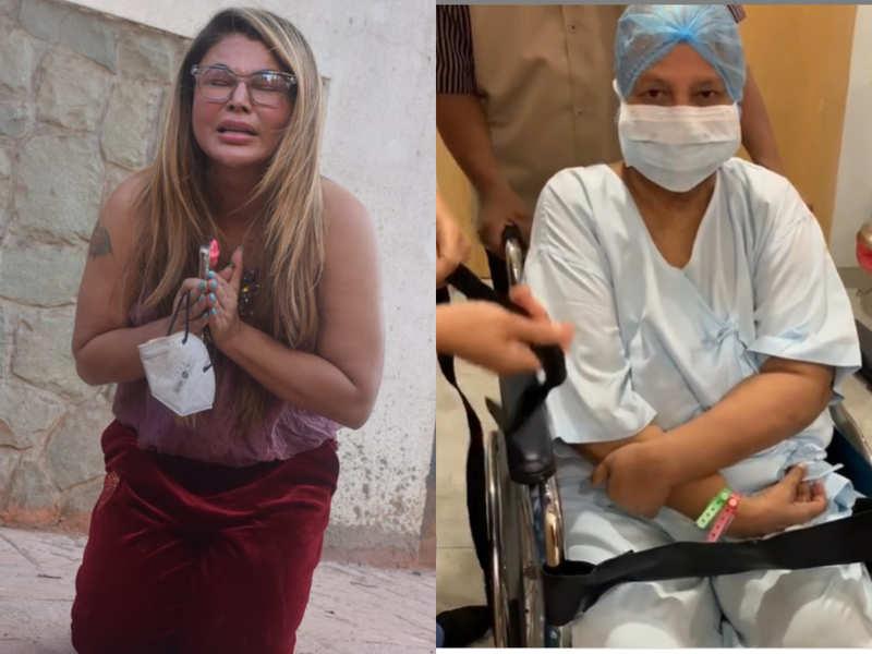Rakhi Sawant's mother Jaya's cancer operation is successful; actress thanks Salman Khan and his family