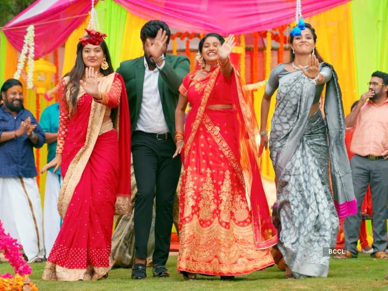 Idhayathai Thirudathey Kalyana Kondattam: Actress Lavanya Manickam is excited about the special episode (Photo - Instagram)