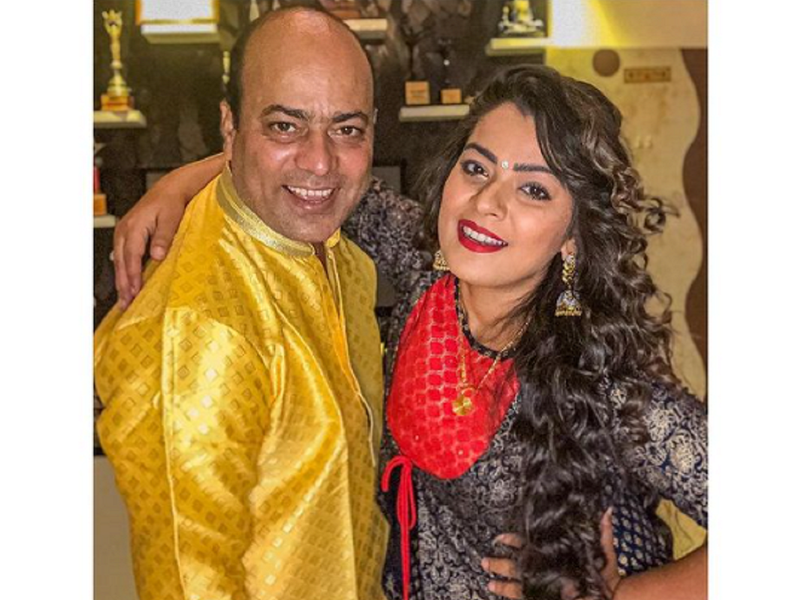 Nidhi Jha pens a heartfelt birthday wish for her father
