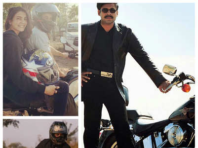 South-Indian actors who are bike crazy