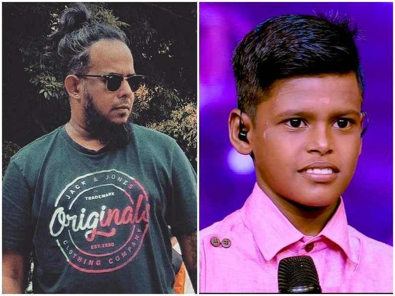 Singer Harish Sivaramakrishnan is all praises for Super 4 contestant Anugrah; read post