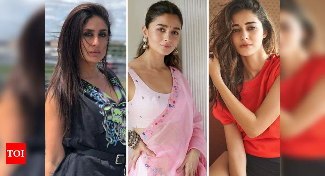 Government announces COVID-19 vaccines to all above 18: Kareena Kapoor Khan, Alia Bhatt, Ananya Panday and other Bollywood celebs welcome decision |  Hindi Film News
