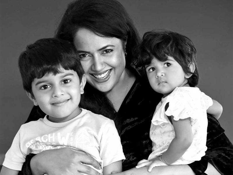 Nobody can prepare a mother for her child testing positive for COVID: Sameera Reddy