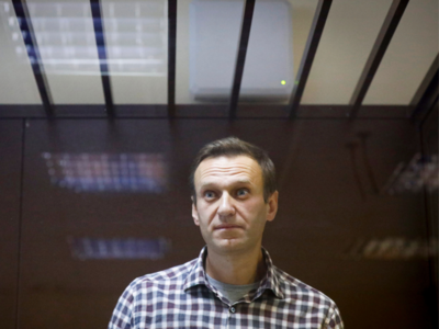 After Alexei Navalny hospitalized in prison