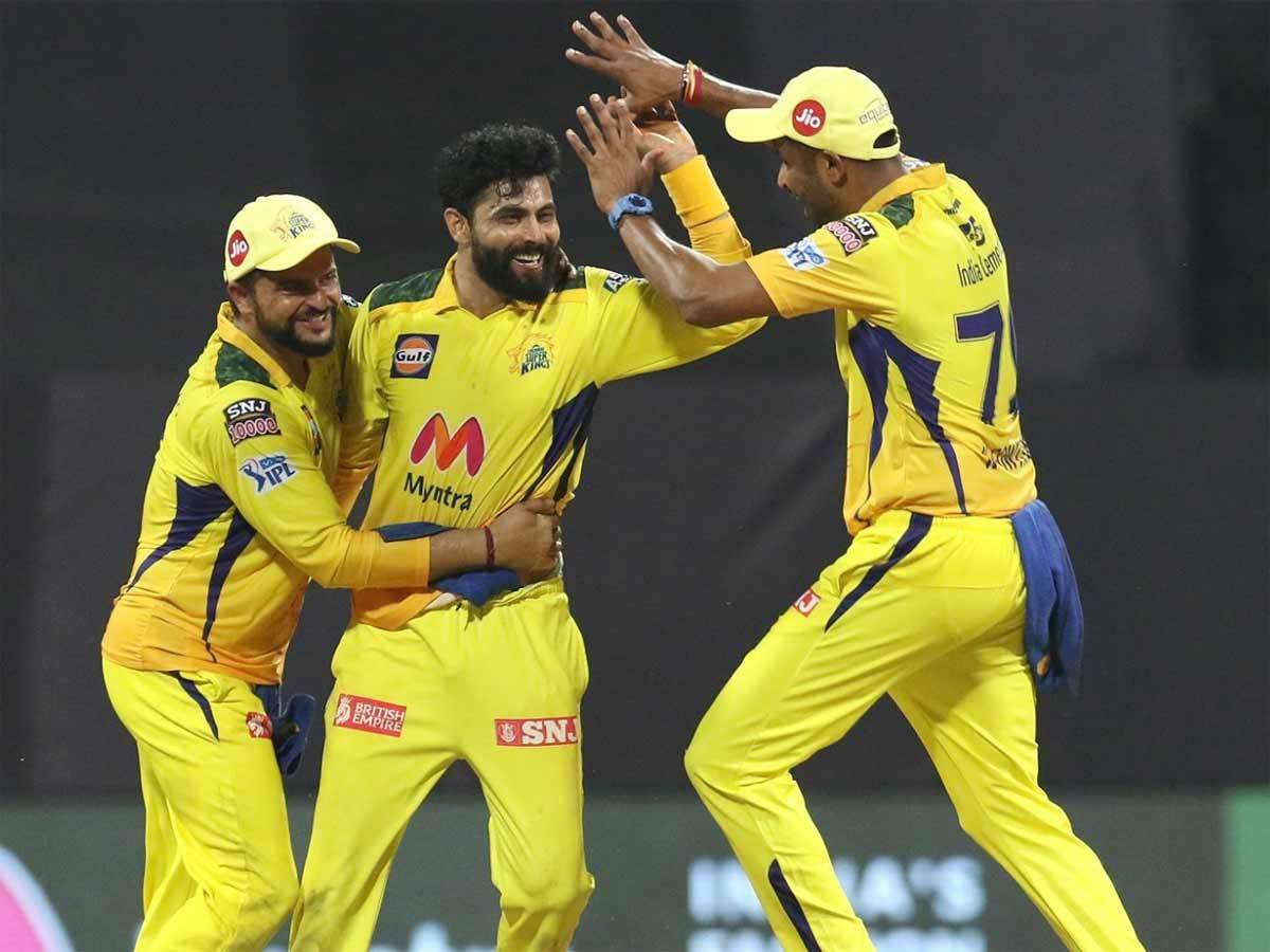 IPL 2021, CSK vs RR: Spinners to the fore as Chennai Super Kings coast past Rajasthan Royals | Cricket News - Times of India