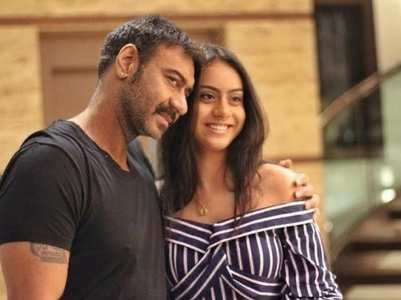 Ajay Devgn's sweetest b'day wish for Nysa