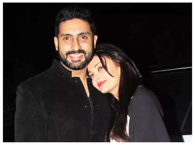 Abhishek on Aishwarya not kissing on screen