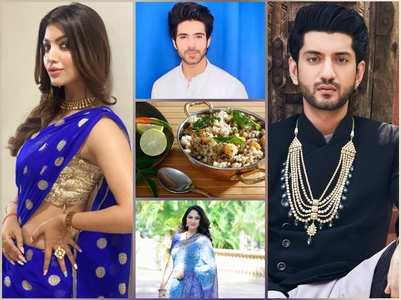Celebs give healthier twist to Navratri