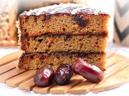 Mother's Day Special: Date Cake