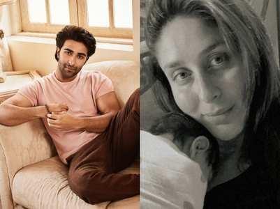 Aadar on why hasn't met Bebo's second son