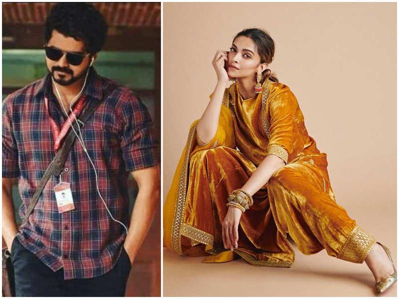 Deepika Padukone is the latest fan of Thalapathy Vijay's Vaathi Coming