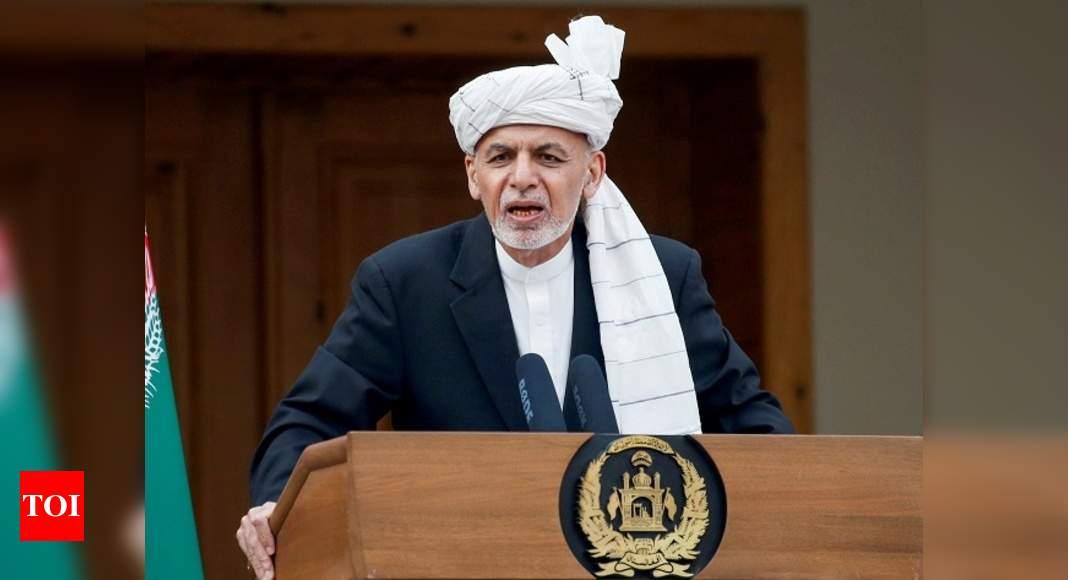 India, China factor in regional prosperity: Afghan's Ghani