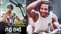 Tolly Buzz: Gully Rowdy teaser, 2 years of Jersey, Eesha Rebba's birthday, Jr NTRs pre-birthday celebrations and more