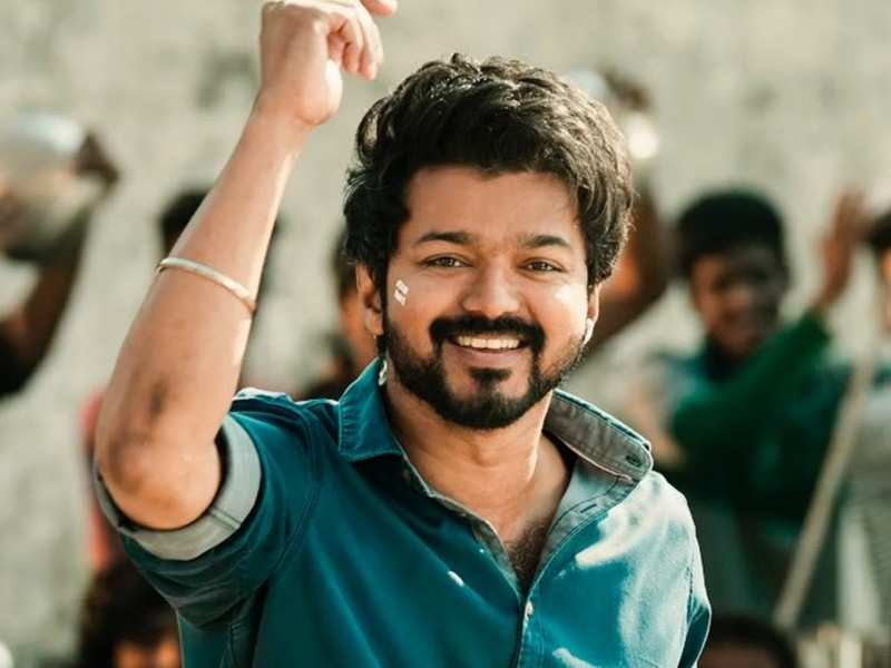 Vijay's 'Vaathi Coming' achieves a grand feat within 3 months