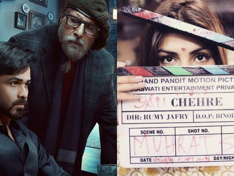 Rhea Chakraborty was included in 'Chehre' promotions only after she was comfortable, reveal makers