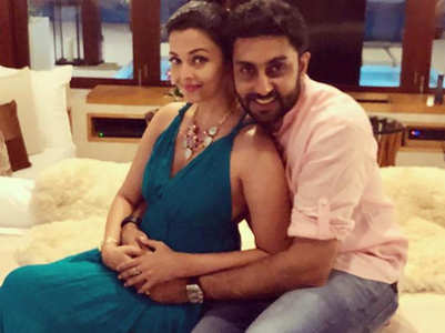 Ambani wishes 'crazy in love' duo Ash-Abhishek