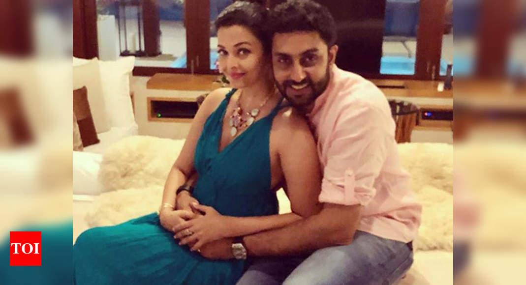 Ambani wishes 'crazy in love' duo Ash-Abhishek