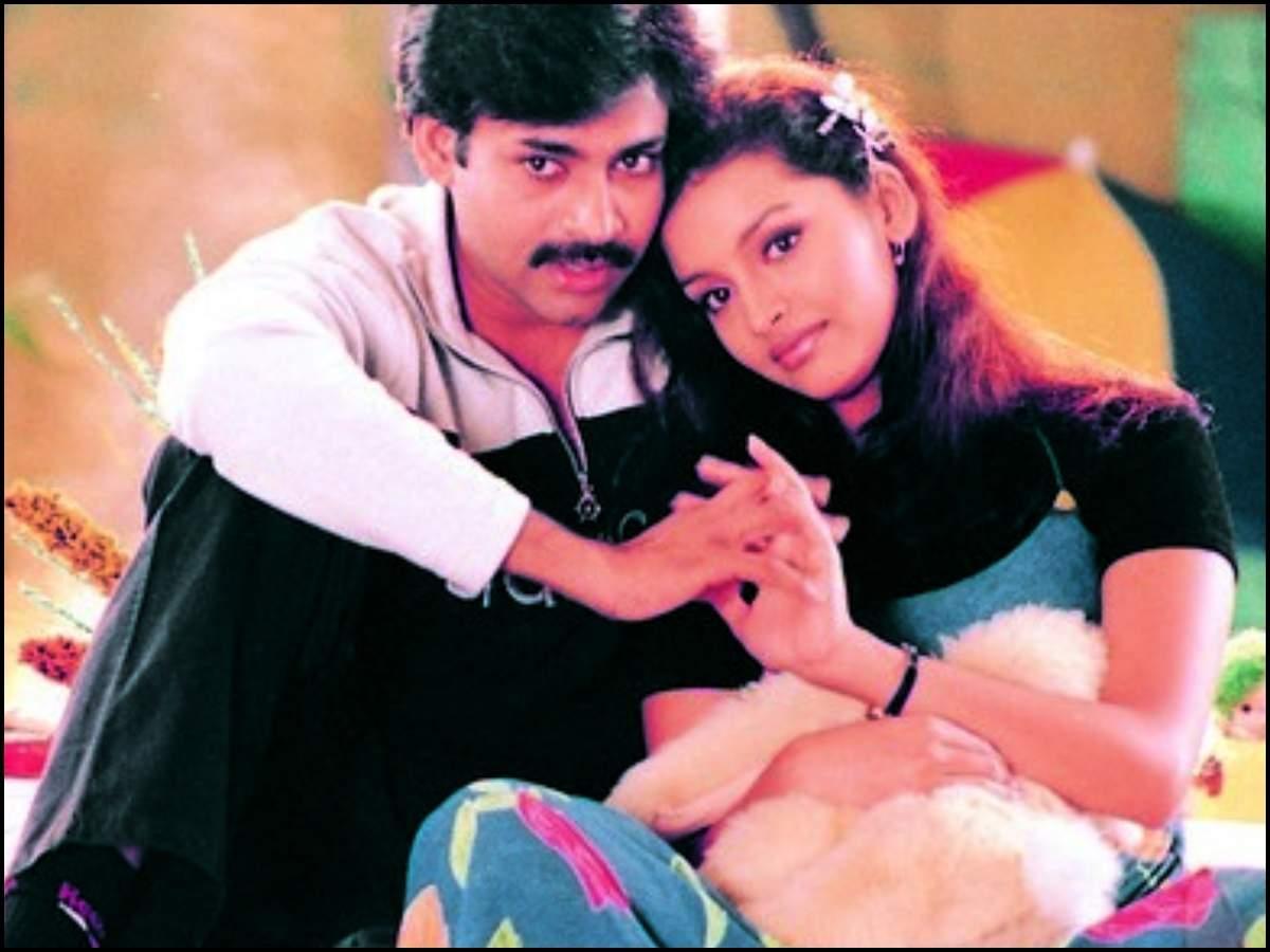 Pawan Kalyan   Badri Movie: Renu Desai recalls 'Chikitha' moment with Pawan  Kalyan as Badri completes 21 Years
