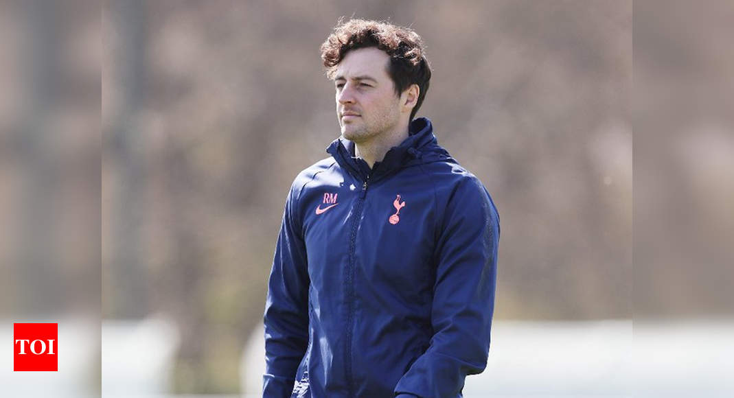 Tottenham Hotspur appoint Ryan Mason as interim boss