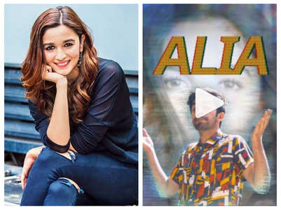 Alia reacts to Pak rapper's song on her