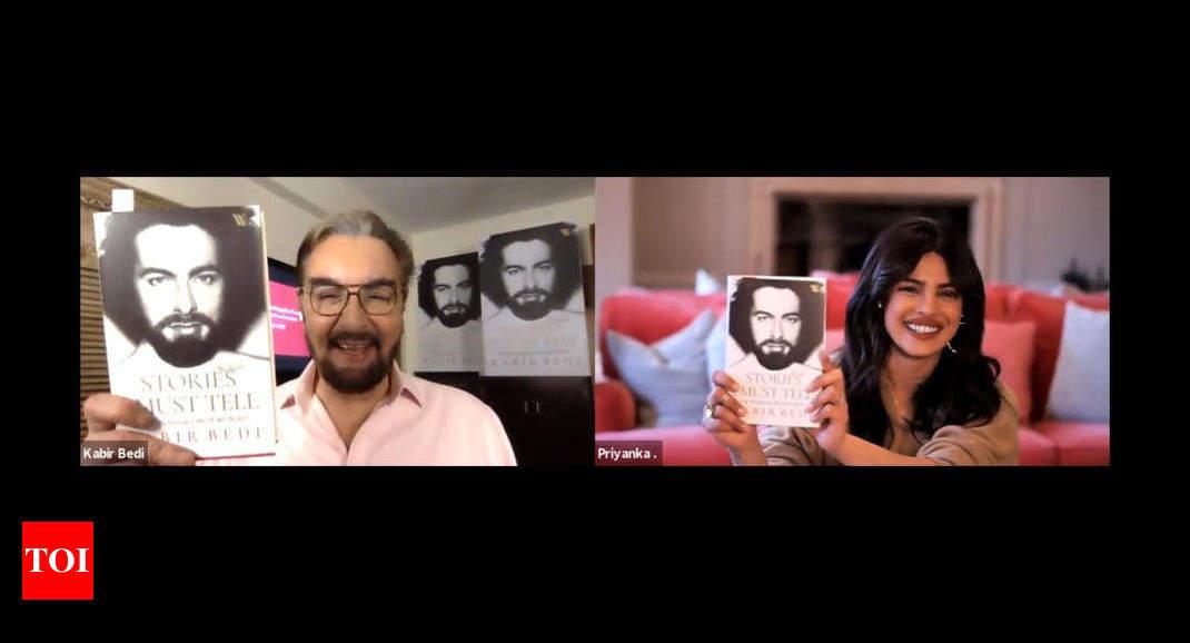 Kabir Bedi's memoir launched