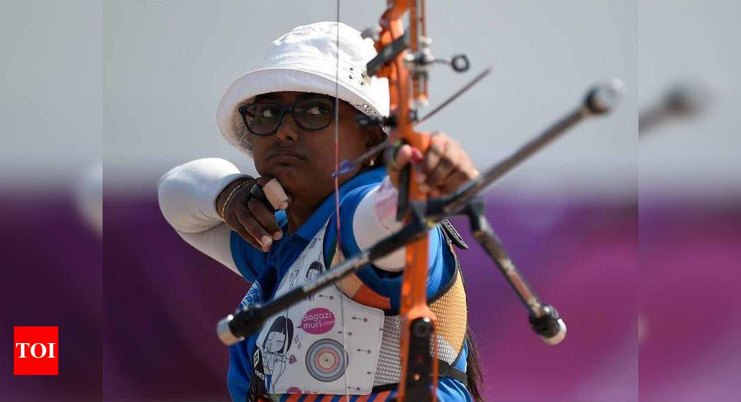 Archer Deepika learning mind control to break Olympic medal jinx